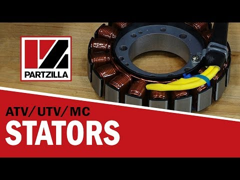 How To Test The Stator On A Motorcycle, ATV, Or UTV | Partzilla.com