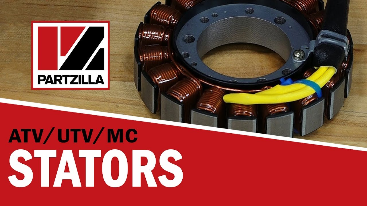 How to Test a Motorcycle, ATV or UTV Stator | Partzilla com