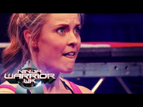 Katie McDonnell conquers the course | Ninja Warrior UK