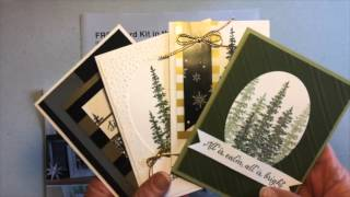FREE Card Kit in the Mail - December 2015