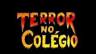 TRAILER OFICIAL DO FILME TERROR NO COLÉGIO -(1995) -  DIRETOR JOÃO ROSENDO