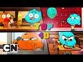 Die fantastische Welt von Gumball | Top-10 der Schulstreiche | Cartoon Network