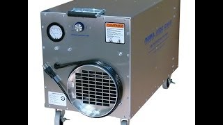 OmniAire 600V & 1000V HEPA Negative Air Machines