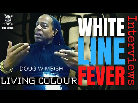 WLF TV: Living Colour - Doug Wimbish interview