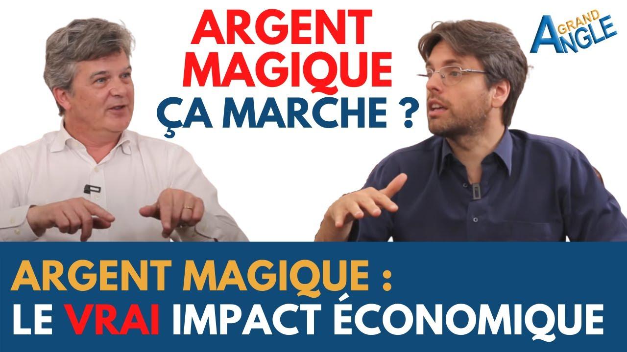 Argent Magique : Quel est son véritable impact économique ? Avec Didier Darcet Gavekal Intelligence