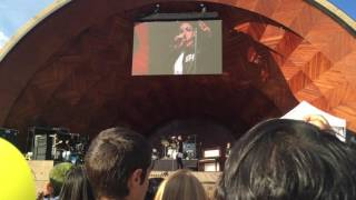 "OneRepublic - ""Wherever I Go"" - MixFest 2016 - Hatch Memorial Shell"