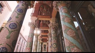 A stroll across the art-nouveau Barcelona