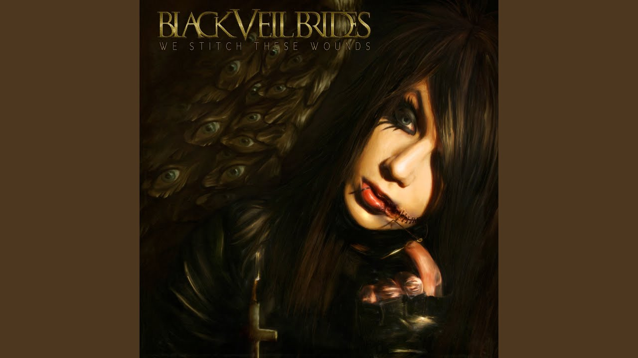 Black Veil Brides We Really Hated The Lead Tones On That First Album It Was Exciting To Go Back And Re Record It All Guitar World