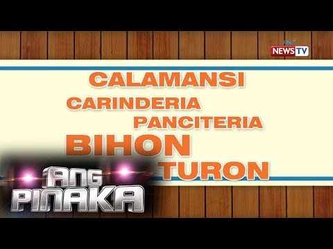 Ang Pinaka: Popular Pinoy Words sa Oxford English Dictionary