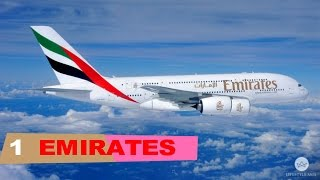 Top 10 Airlines - Top 10 Best Airlines In The World 2017