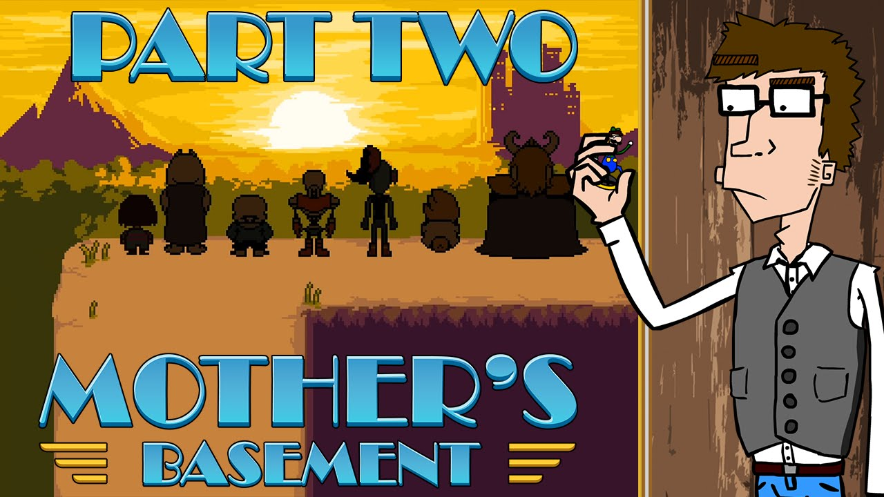 Mother's Basement Review: Undertale - Part 2 - YouTube
