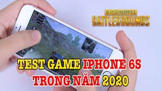 Test game iPhone 6S sau 5 năm còn mượt không?