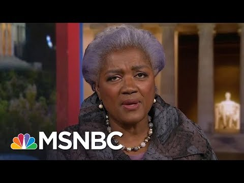 Donna Brazile: 2016 Was Not A Legitimate Election | Hardball | MSNBC