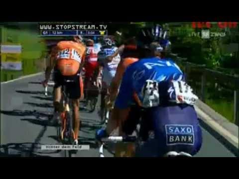 Tour of  Suisse 2012 - Stage 7, last 17km.