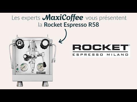Présentation de la Rocket R58