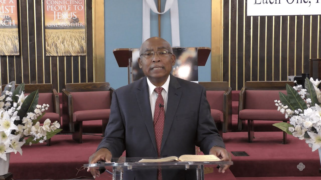 The Storm is Passing Over - Bishop Emery Lindsay - 8/9/20