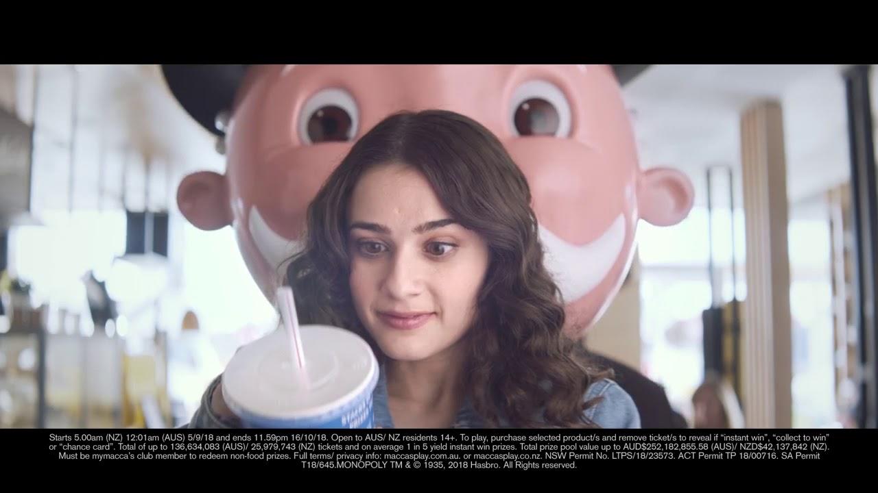 Mackas - Satirical take on that creepy Mac ad