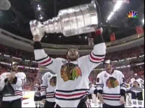 The Chicago Blackhawks Win the Stanley Cup 2010 Pt.2 [NBC]