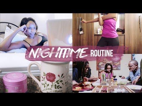 Night Time Routine   Nairobi 2017