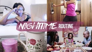 Night Time Routine | Nairobi 2017