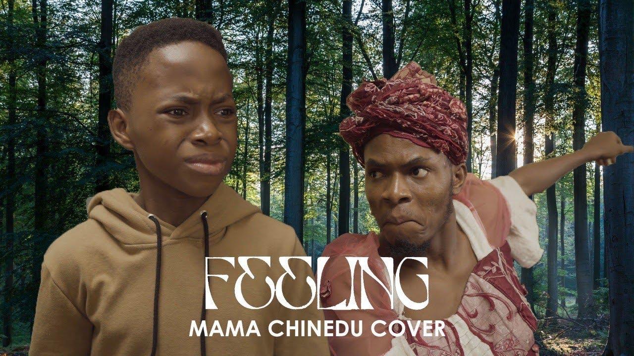 Download IAMDIKEH - LADIPOE & BUJU - FEELING (MAMA CHINEDU PARODY COVER)