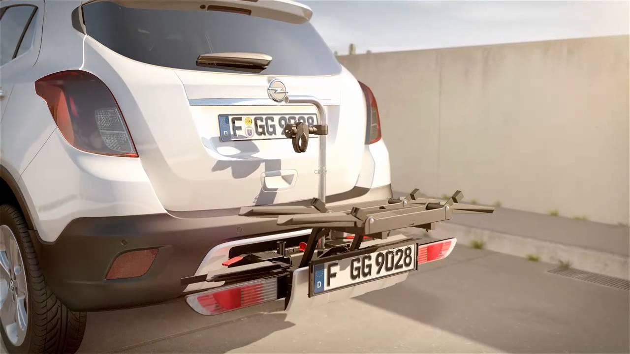 Buick Encore Bike Rack >> Opel Mokka Suv Flexfix Bike Carrier Hd Youtube
