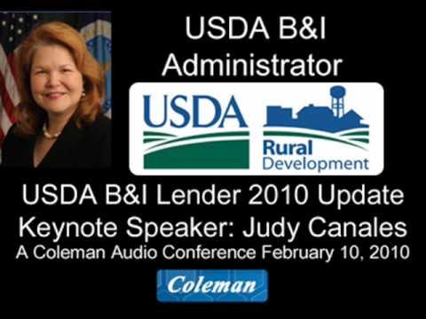 USDA B&I Aims for $3 Billion in Rural Small Business Lending