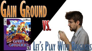 Let's Play Gain Ground (Full Playthrough)