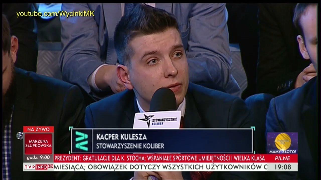 Młodzież kontra 629: Kacper Kulesza (Stow. Koliber) vs Paweł Bejda (PSL) 17.02.2018