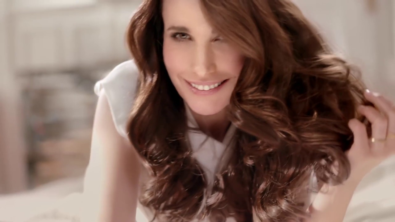 L Oreal Paris Excellence Creme Andie Macdowell Sometimes You Get More Ver 1 Commercial 2016 Youtube