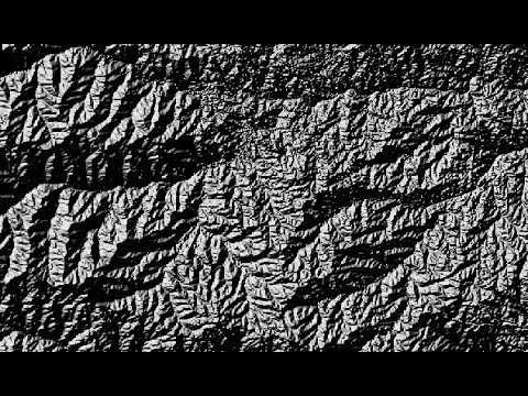 ArcGIS 10 x - Create Hillshade from DEM data