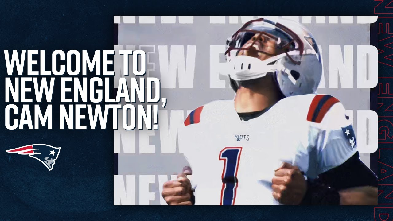 Welcome To New England Cam Newton Patriots Hype Video Youtube