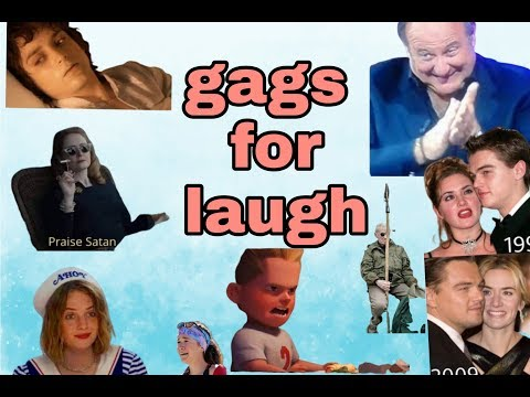 Gags just for laughs 2021