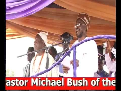 HE Arc  Obong Victor Attah Reception by Ibibio