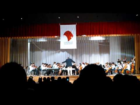 Lasalle Intermediate Academy Orchestra Concert May 2014