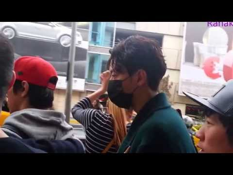 151027 CNBLUE Arrival to Turkey for ABU Song Festival (FANCAM)