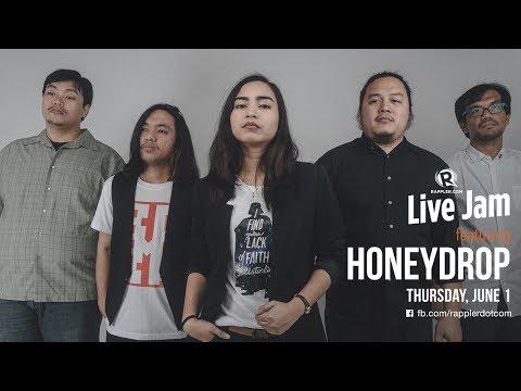 Rappler Live Jam: Honeydrop