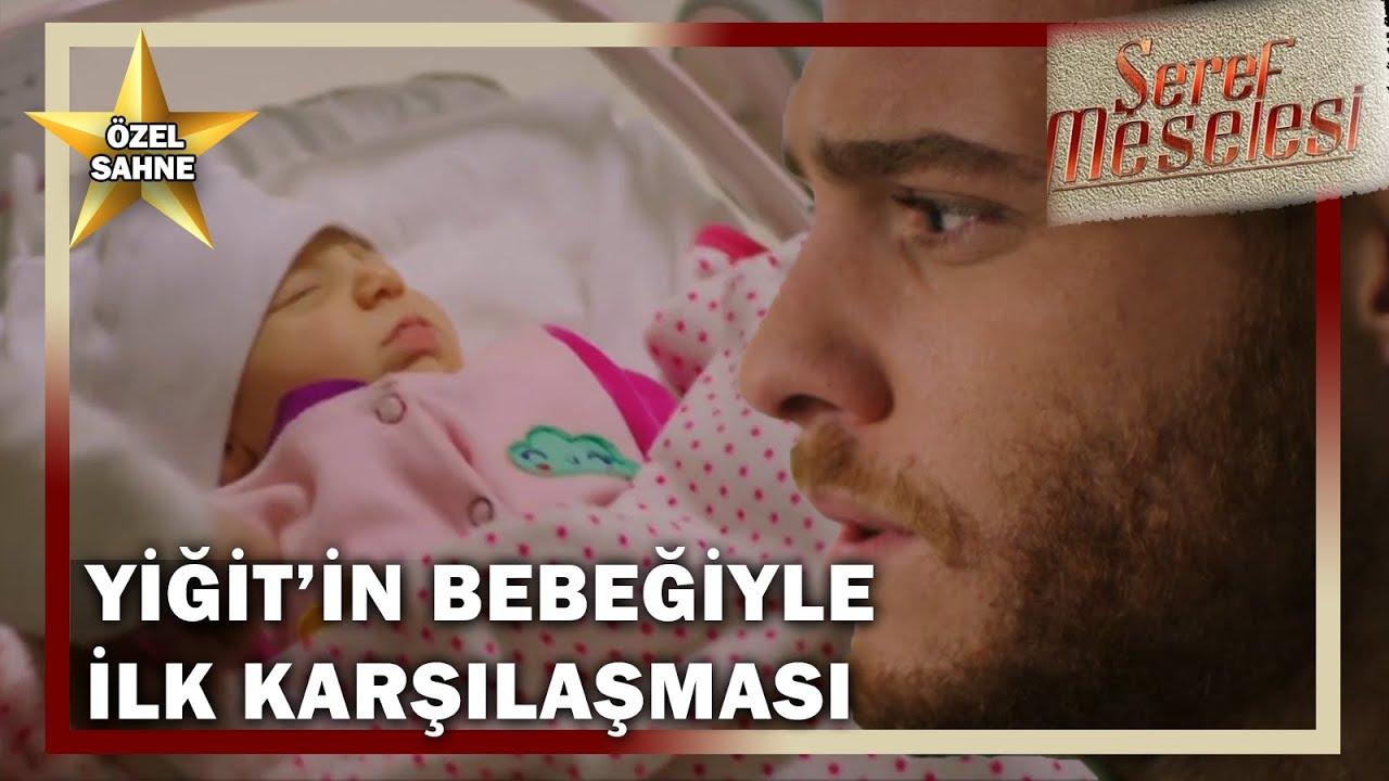 Yiğit'in Bebeğiyle İlk Karşılaşması! - Özel Klip