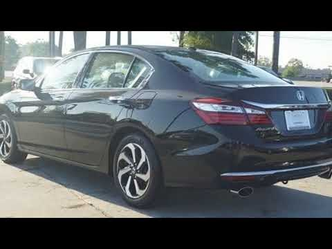 Charming 2016 Honda Accord EX L In Kingwood, TX 77339. Sterling McCall Honda