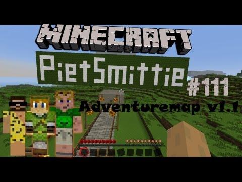 MINECRAFT Adventure-Map # 111 - PietSmittie Adventuremap 1.1 «» Let's Play Minecraft | HD