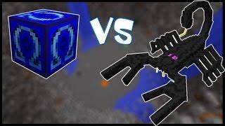 Омега Лаки Блок VS Скорпион-Великан! - Лаки Битва #9