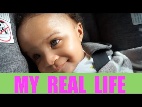 MY REAL LIFE | EP 18 - Meet Anne + I'm Part NIGERIAN?!