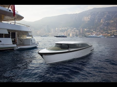 Xtender 8m Custom Limousine carbon yacht tenders