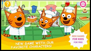 Kid - E - Cats Educational Games For Girls And Boys New Fun Kids Android Game - Kids Gaming Channel