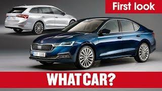 NEW 2020 Skoda Octavia revealed – full details on the new VW Golf rival | What Car?