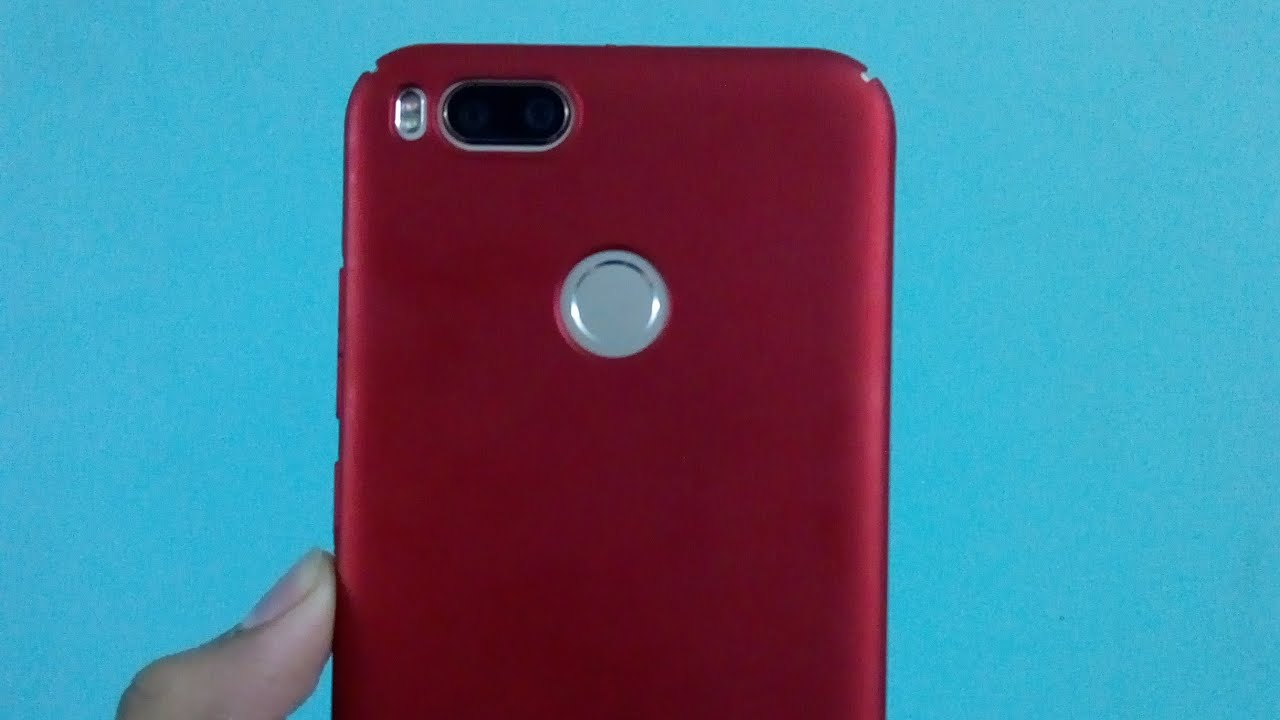 1a6f118439 Redmi A1 Back Cover Vine Red Edition Unboxing & Review (4k) - YouTube