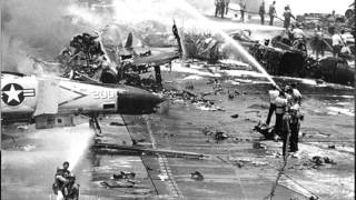 Remembering the USS Forrestal disaster