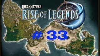 Rise of Nations: Rise of Legends #33 Финал [Смерть и Разрушение]