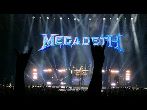 Megadeth-Full Concert (opening for Scorpions) @ The Forum Lo