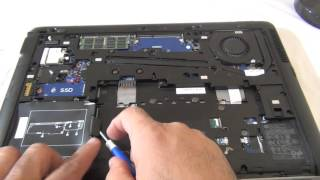 how to install SSD in HP EliteBook 2560p  Hard Drive replacement